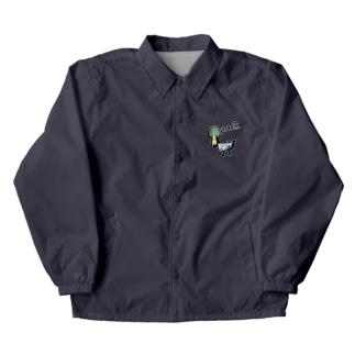 カモ魚 Coach Jacket