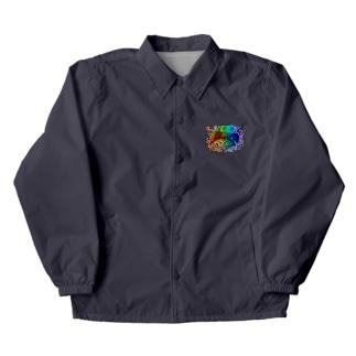 Over_The_Rainbow Coach Jacket