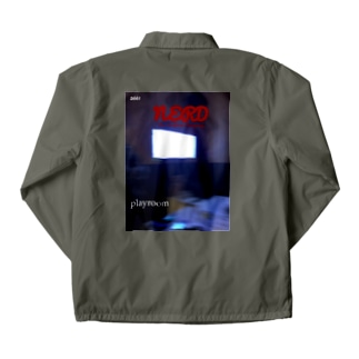 cover  Coach Jacket
