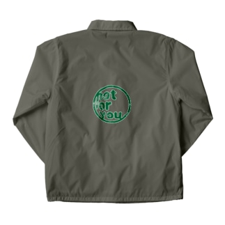 Not for you Coach Jacket
