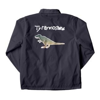 ティラノサウルスが描けない Coach Jacket