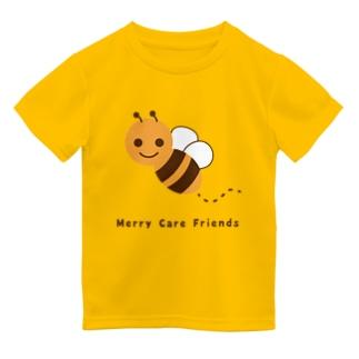はちさん Merry Care Friends Dry T-Shirt