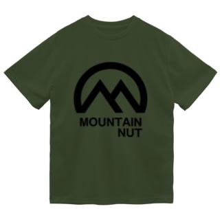 Mountain Nut ドライTシャツ
