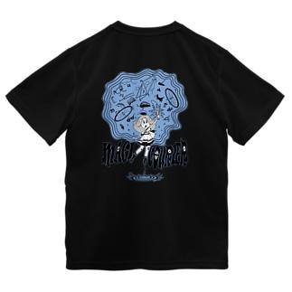 """MAGI COURIER"" blue #2 Dry T-Shirt"