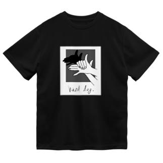 Hand Dog(shadow2) Dry T-Shirt