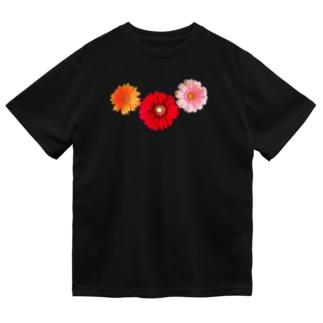 ガーベラ・もり Dry T-shirts