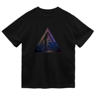 喰宙 ドライTシャツ