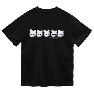 face face ドライTシャツ