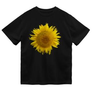 ひまわり2 Dry T-Shirt