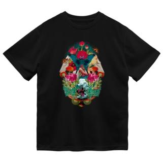 コラージュTee(白ロゴ) Dry T-shirts