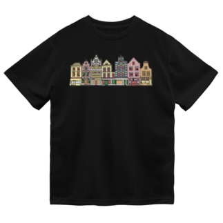 オランダ街C Dry T-shirts