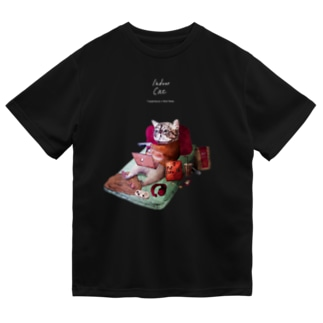 indoor cat Dry T-Shirt