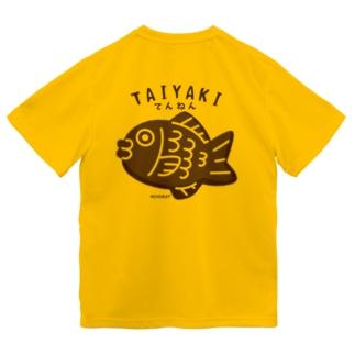 てんねんたいやきA*BK Dry T-shirts