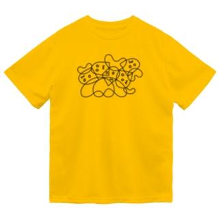 ドライT/b_005(ラインシリーズ) ドライTシャツ