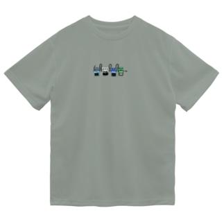 エフェクター Dry T-shirts