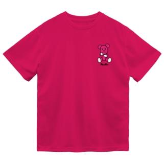 おすわりモモ_V3 Dry T-Shirt