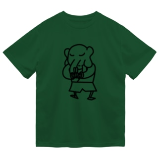 ばんぞうくん全身 Dry T-Shirt
