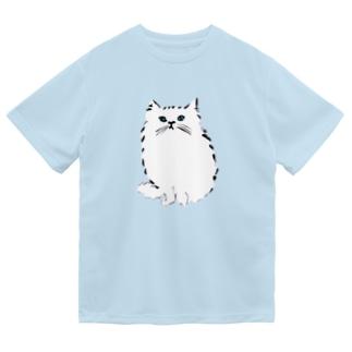 ふわふわねこ Dry T-Shirt