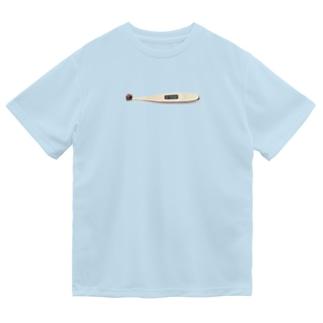 ありったけの温もりを与えるてんとう虫 Dry T-Shirt