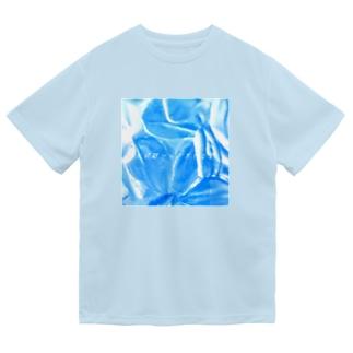 おやすみねんねの氷河期からきました。 Dry T-Shirt