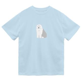 オールドイングリッシュシープドッグ Dry T-Shirt