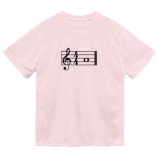 次のピアノの発表会で弾く曲 (短っ!) ドライTシャツ