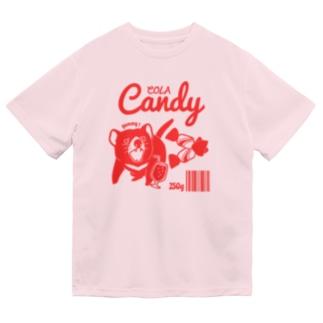 コーラキャンディ Dry T-Shirt