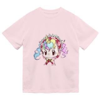 HAPPY UNICORN Dry T-Shirt