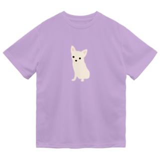 チワワ Dry T-shirts