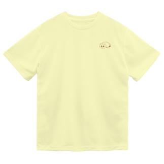 だらりんたぬき ドライTシャツ