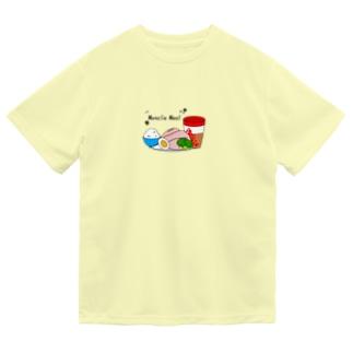 マッスルミール fitness life coach トレーニングウェア Dry T-Shirt