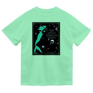 アクアダーツ -人魚姫- Dry T-shirts