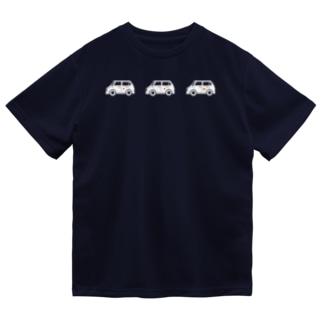 CARS 3(white) Dry T-Shirt