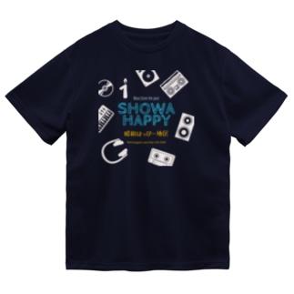 昭和はっぴー1周年記念Tシャツ ドライTシャツ