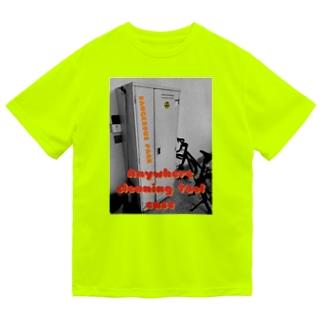 どこでも掃除用具入れ ドライTシャツ