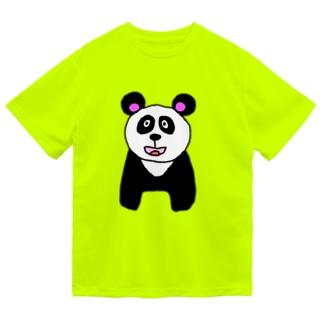 パンダのPANDA!! Dry T-Shirt