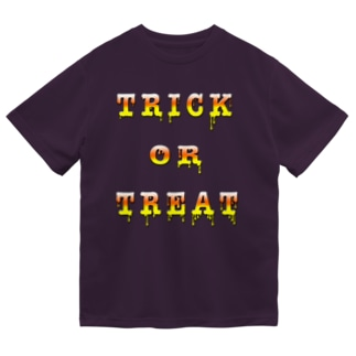 Candy Cone Trick or Treat Dry T-shirts