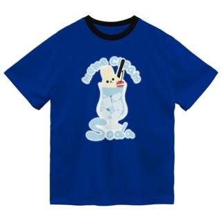 meme cream soda!(ソーダ) Dry T-shirts