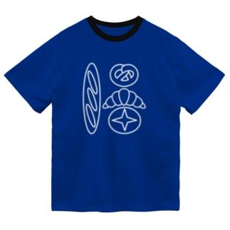 パン 白 Dry T-Shirt