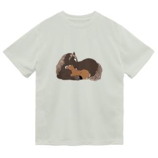 マツザキユキのおかさんとぼく Dry T-Shirt