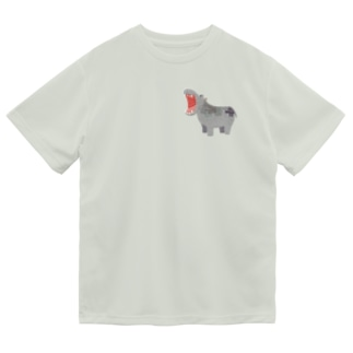 かばさん Dry T-Shirt