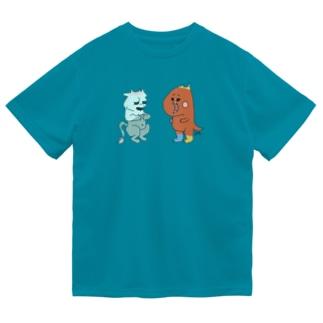 AGA-UGA- ドライTシャツ