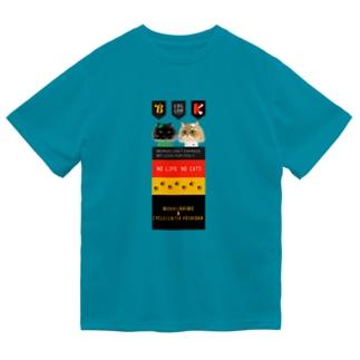 サイクルコラボ Dry T-Shirt