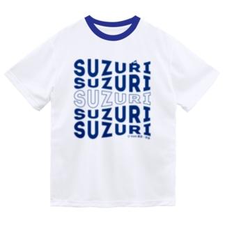 おさかな Dry T-Shirt