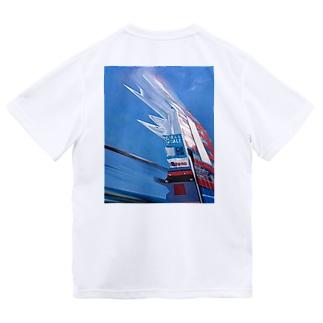 空に溶解する Dry T-shirts