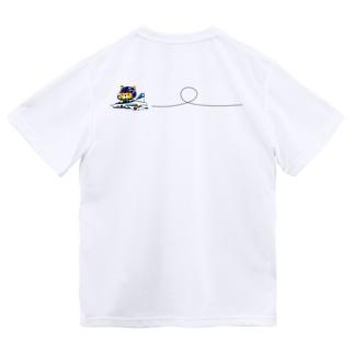 ブルーニャンパルス ドライTシャツ