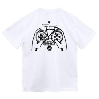 """SUPER METRO GEAR"" #2 Dry T-Shirt"