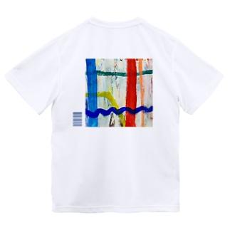 HIDE11window ドライTシャツ