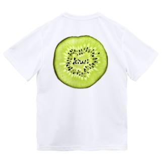 ※背面印刷ver キウイ~kiwi~ Dry T-Shirt