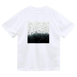 雨 ドライTシャツ